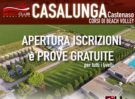 PROVE GRATUITE CASALUNGA Castenaso