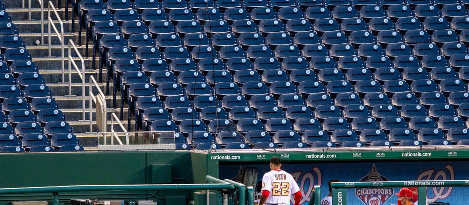 APR REWIND: Nationals vs Orioles Series at Nationals Park