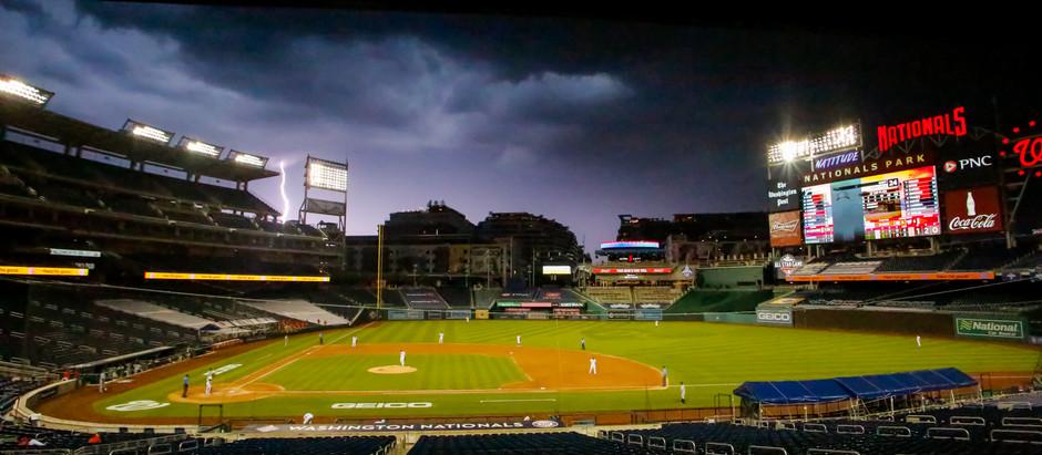 APR REWIND: Nationals vs. Yankees
