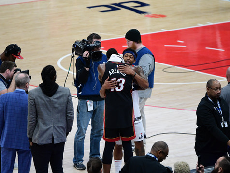 Breaking down the etiquette, strategy and rules of the NBA jersey exchange
