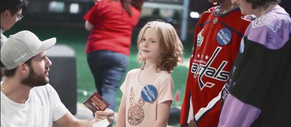 Make-A-Wish® Mid-Atlantic And Washington Capitals PlayersTo Host 4th Annual Wish Upon A Par Event J