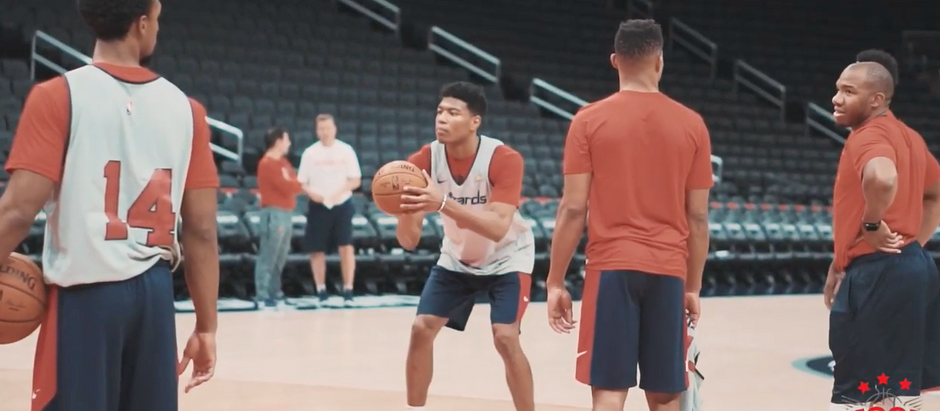 Wizards Training Camp 2019-2020