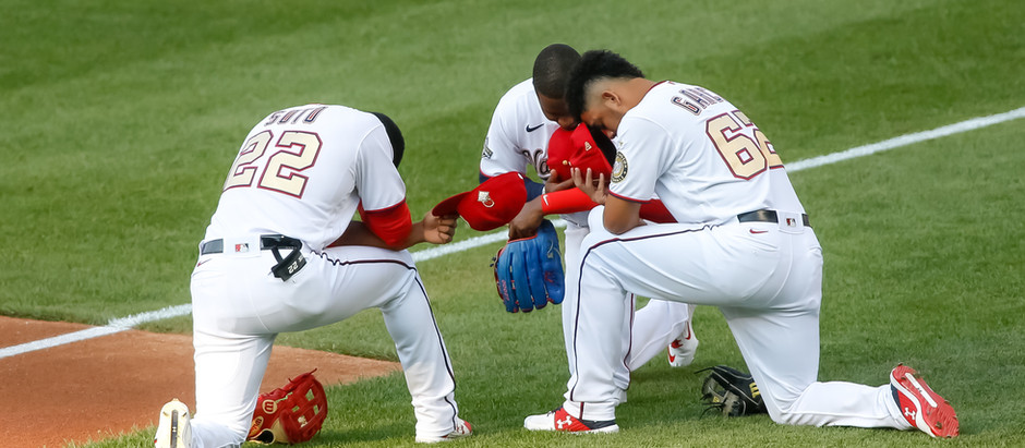 APR REWIND: Nationals vs Phillies Series at Nationals Park