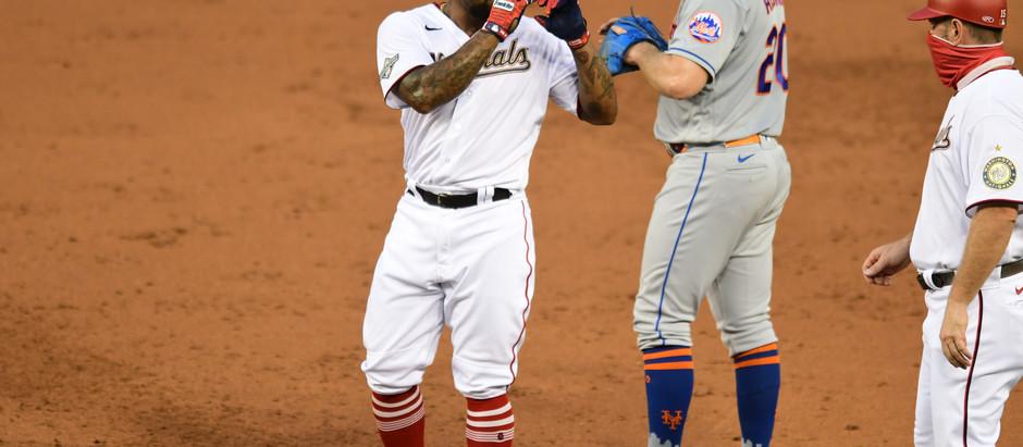 APR REWIND: Nationals vs Mets (Game 1)