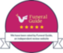 Funeral Guide 5* Sticker