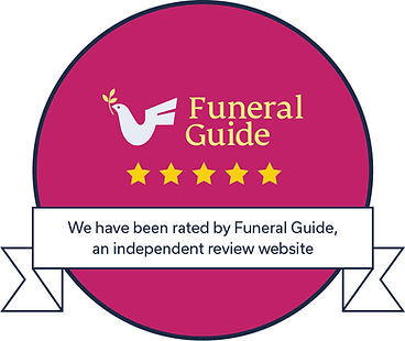 Funeral Guide 5* Sticker