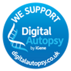 J G Fielder & Son Funeral Directors, York, supporters of Digital Autopsy