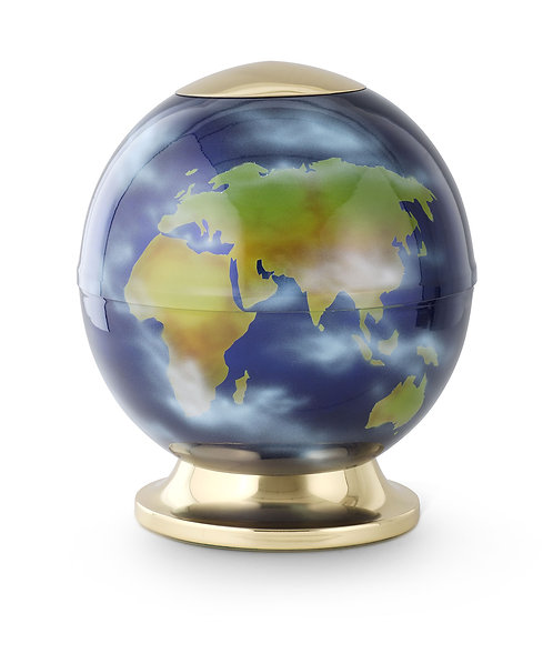 Steel Globes