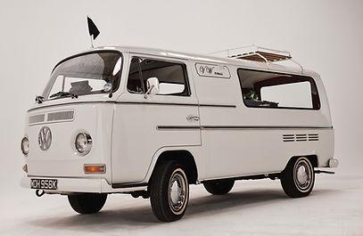 1972 VW Bay Window Hearse