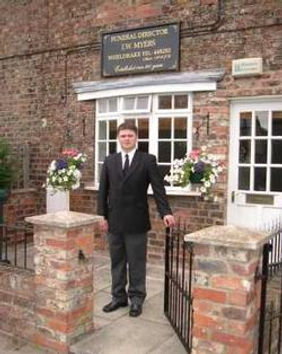 James Myers, I W Myers Funeral Directors