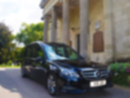 Mercedes Hearse for hire