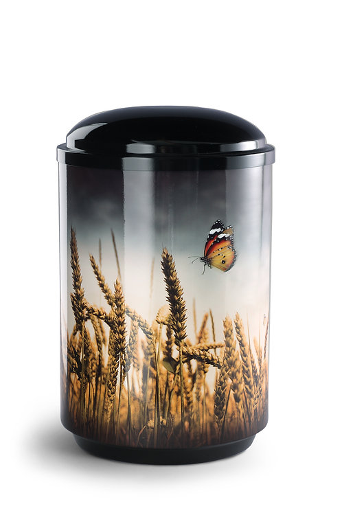 Wheat Field Urn