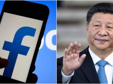 """Facebook s'excuse pour la mauvaise traduction du nom du président chinois """"M. trou de merde"""""""