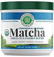 Green Matcha Tea Energy Blend