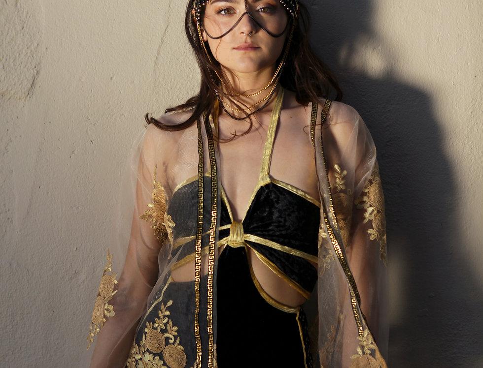 Zela Lace Kimono