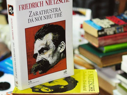 Zarathustra đã nói như thế - Nietzsche