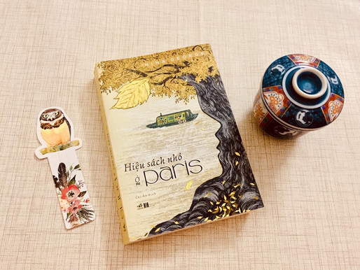 Hiệu sách nhỏ ở Paris | Nina George