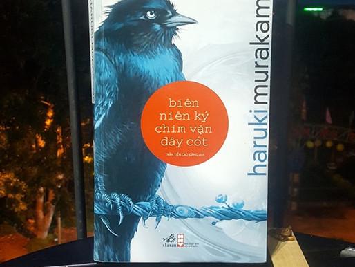 Biên niên ký chim vặn dây cót | Haruki Murakami