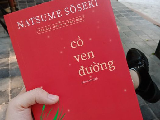 Cỏ ven đường | Natsume Soseki