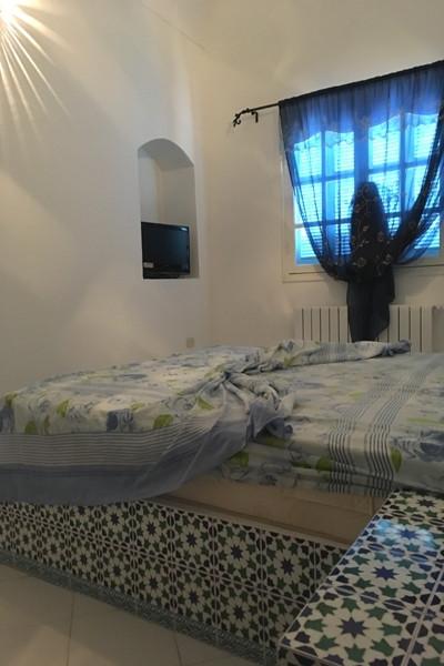 Chambre arabesque