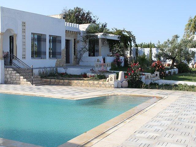 Villa Béni Khiar ID V555