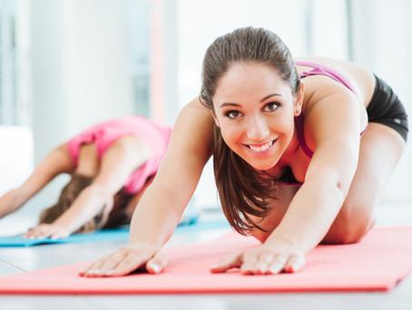 Otevíráme kurzy Pilates pro začátečníky