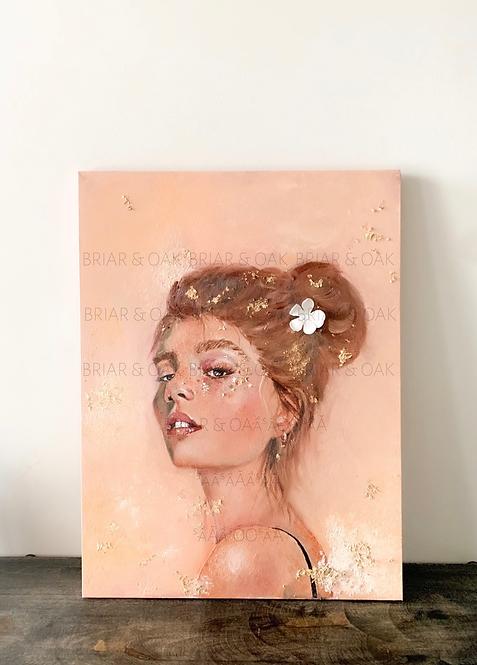 Timeless Beauty - 8x10 Print