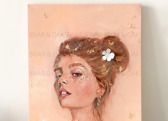 Timeless Beauty - 4x6 Print