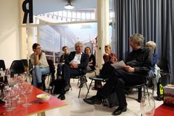 Open Talks, voorjaar 2015