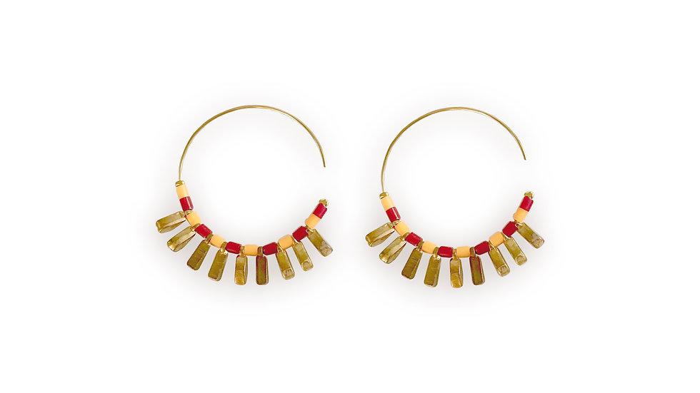 Bega Earrings