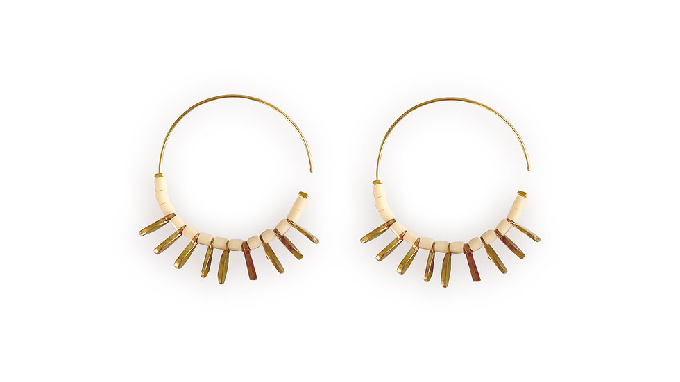 Bega Earrings
