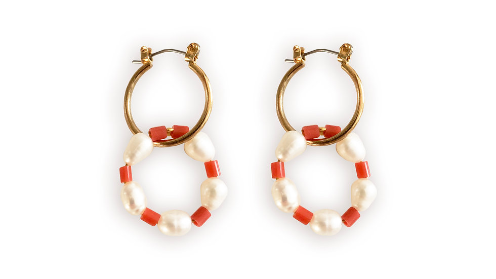 Iniku Earrings