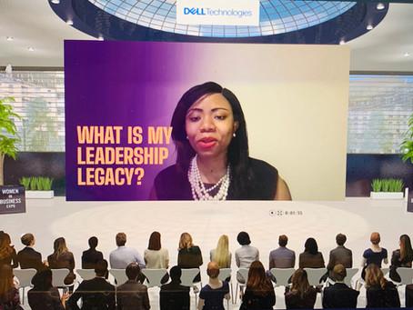 Aduke at Women in Business Expo UK 2020