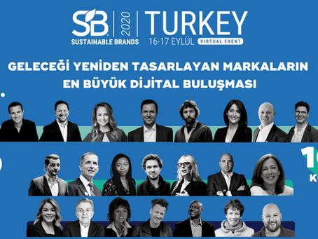 Aduke at Sustainable Brands Turkey 2020