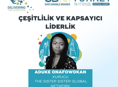Inclusivitii will be at Sustainable Brands Turkey 2020