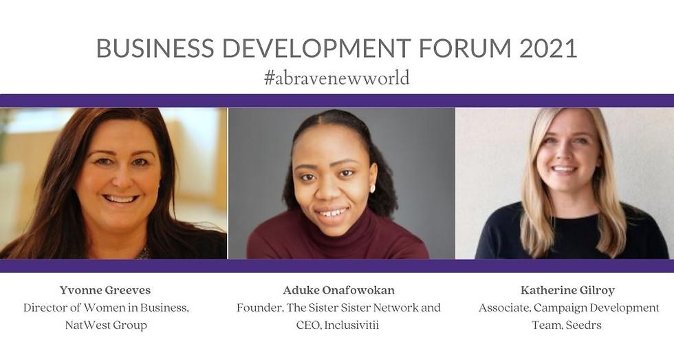 Business Development Forum 2021