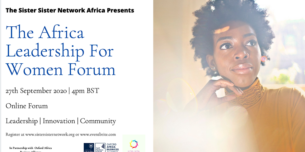 The Africa Leadership For Women Forum