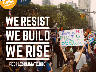 Join the People's Climate March on Washington on April 29!