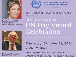 7th Annual UN Day Virtual Celebration