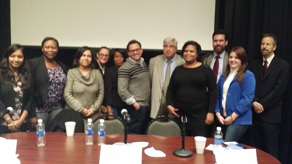 Panelists with Sorority Group.jpg