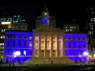 UN Day 70th Anniversary at Brooklyn Borough Hall