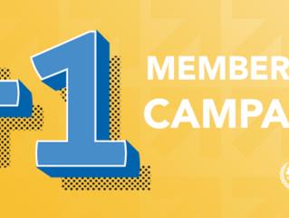 2021 +1 Membership Campaign
