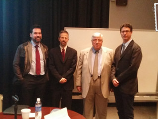 UNA Brooklyn's UN Day 2014 Panel on Peacekeeping - Debriefing