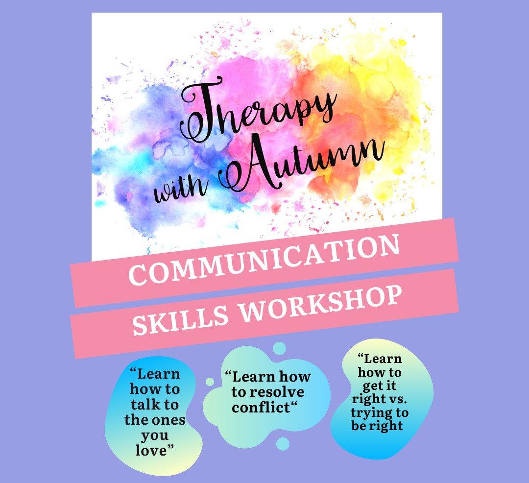 Communication Workshop (Individuals)