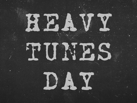 HEAVY TUNESDAY: 5 neue Songs in unserer Playlist