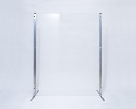 """Plexiglass Sneeze Guard -  24""""""""H x 20""""W"""