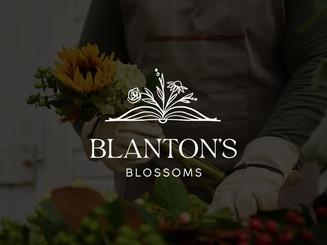 Brand Identity Thumbnail-Blantons Blosso