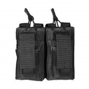 VISM® by NcSTAR® AR DOUBLE MAG POUCH/BLACK