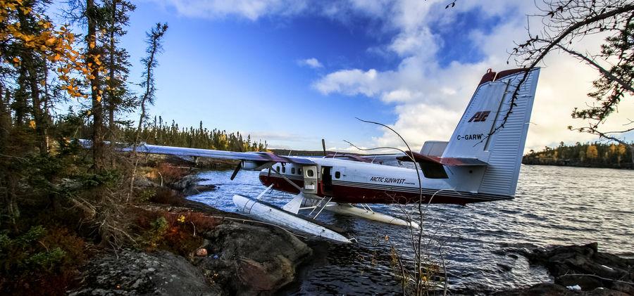 Remote Lake Trips