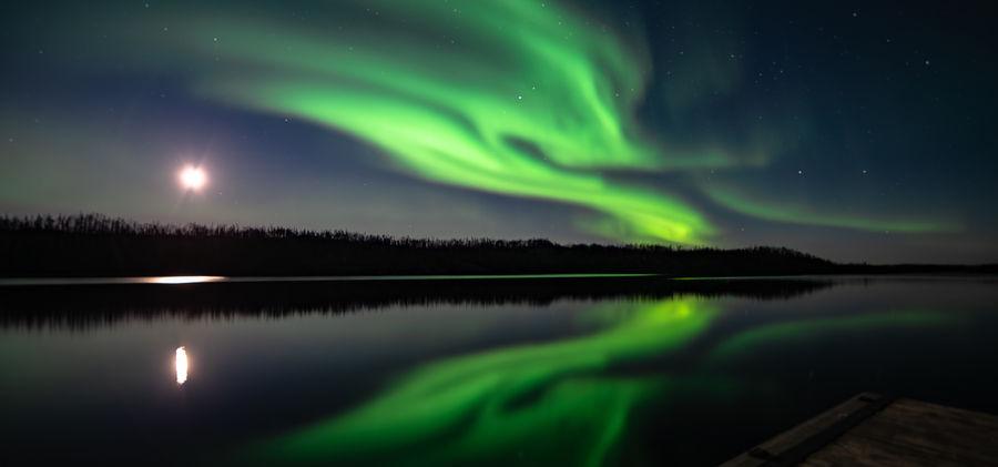 Moonlight Aurora
